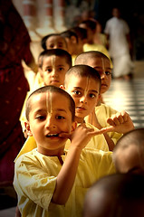 young Krishna devotees..... (Sanzen) Tags: vrindavan payer joy dance krishna devotion bhakti yoga itsonginvite mirrorsofsociety itsongmirrorsasia itsongnikond70 bravo