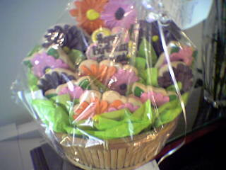 Cookie Bouquet!