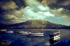 hidden_space_by_brumie (Bram & Vera) Tags: bali lake landscape ir favme infrared kintamani cokin faveme