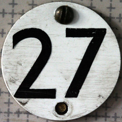 seat number 27