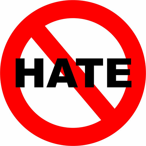 no more hate