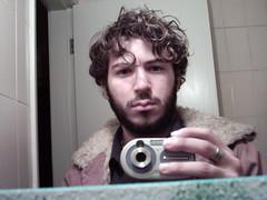 self portrait (Tango Jack) Tags: portrait selfportrait color colour men me espelho digital self mirror retrato autoretrato eu autorretrato cor homens eusougato