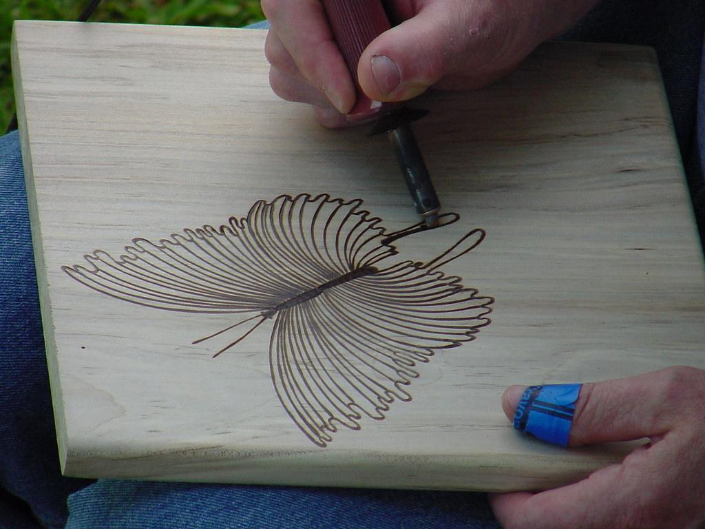 Wood burning artisan