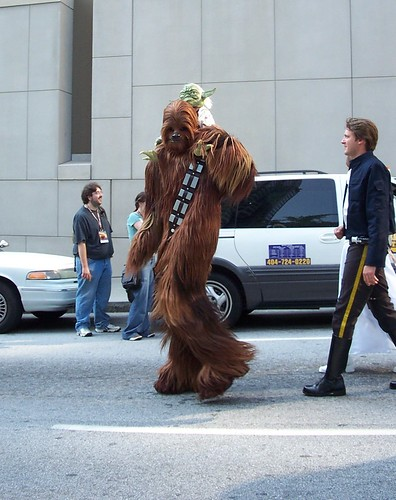 wookie by amymo (flickr)