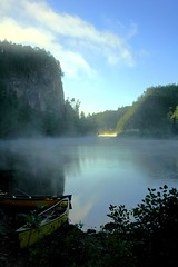 Sunrise at the Natch (Mark Demeny) Tags: ontario nature topv111 topv333 algonquin hdr