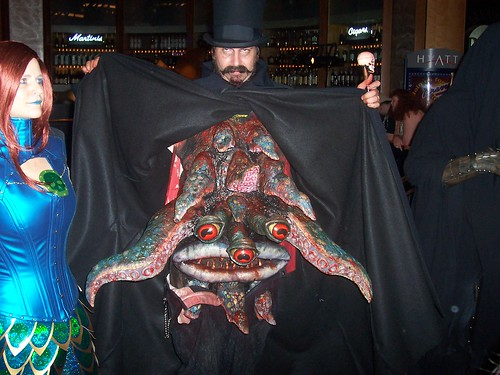 tentacle monster (Dragon*Con 2005)