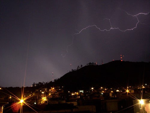 Rayo tranquilon / Little Lightning - Tepic, Nayarit, MEXICO