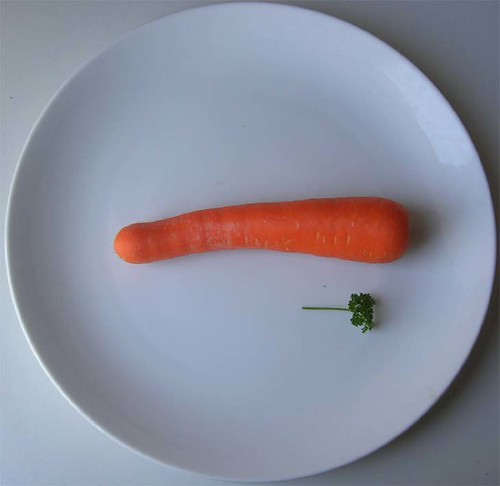 carrot for lunch
