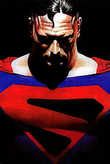 Supes downcast - by Paul Jacobson
