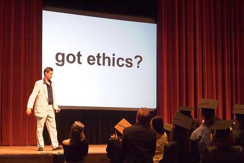 Perpich Center for the Arts Class of 2005 Graduation I - Got Ethics?
