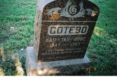 Rainey Mt. Cemetery K~C~A Intertribal Burial Grounds