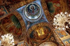 Church on the Spilled Blood. Saint Petersburg (vetkaa) Tags: church architecture petersburg 2006 spilledblood notpicked