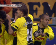 Dortmund-Wolfsburg (Erlan) Tags: dortmund ard borussia sportschau