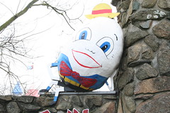 Humpty Dumpty Sat On a Wall...