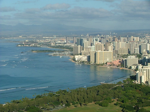 Diamond Head to Waikiki