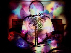 psychedelicological II, Unvision. (DerrickT) Tags: color surrealism surreal dada trippy scent psychological myuncle ecologicalerection