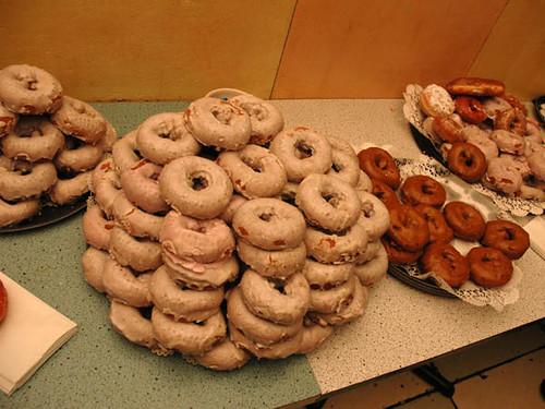mmm, doughnuts