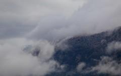 Rhône-Alpes (José Rambaud) Tags: rhonealpes montañas moon snow snowcapped snowy nieve suiza suisse switzerland europa otoño tinte clouds nubes alpen alpes lakeleman lagoleman alps lago tormenta