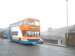 Strathtay - 951 - M951XES - Traction-Group20050338 (Rapidsnap (Gary Mitchelhill)) Tags: strathtay strathtaybuses forfar buses greyday gloomy scotchmist