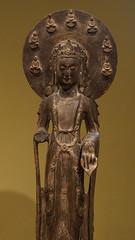 """Bodhisattva"", China,  Sui Dynasty (6th Century) (Joey Hinton) Tags: olympus omd em1 cincinnati art museum mft m43 microfourthirds 1240mm f28"