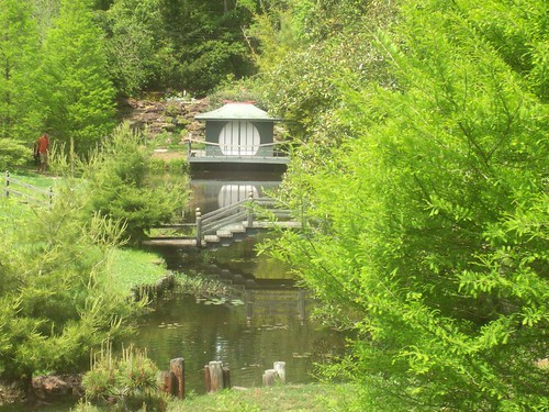 Oriental-American Garden
