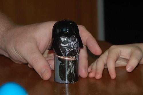 Darth Vader Easter Egg
