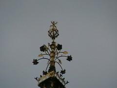 The top of the top of Big Ben (Talleyrand) Tags: houses london clouds big ben top housesofparliament parliament bigben metropolis