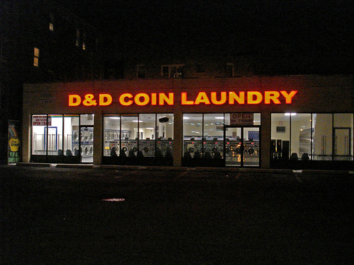 D&D Coin Laundry