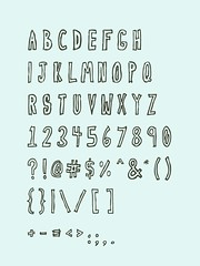 Personal | Type | Tallow (chrisrushing) Tags: typography font type lettering fonts dara handlettering tallow chrisrushing