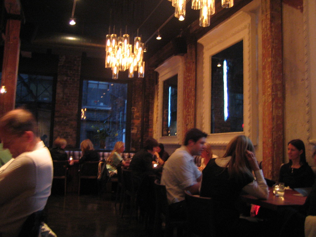 The Dining Room of Colborne Lane