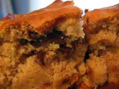 Chocolate Chip Peanut Butter Muffins (Kim in MI) Tags: vegan vegetarian recipes muffin iatethis