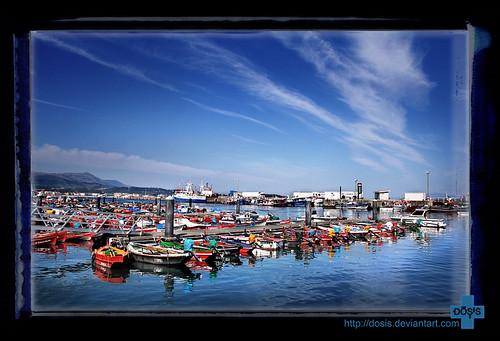 Puerto de Ribeira
