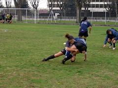 Placaje. Rugby Femenino. ARF por rugby_arf