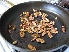 Nutty Pancakes- Toasting Pecans.jpg