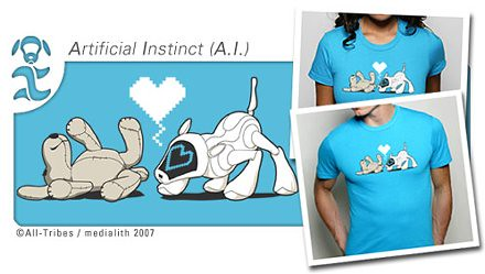 Artificial Instinct (A.I.)
