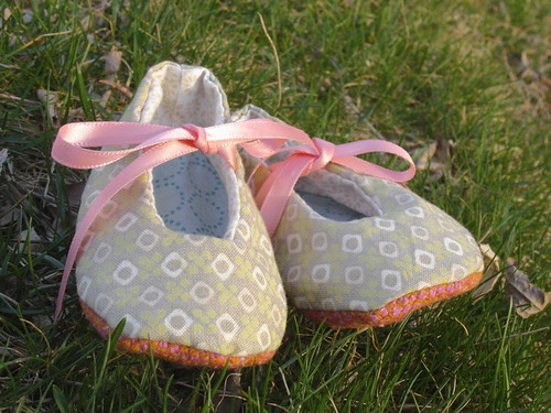 Precious Littles - shoes for newborns
