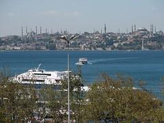 Blue Mosque & Hagia Sophia,Istanbul-TURKEY (SWISS /+/) Tags: blue turkey asia europe türkiye istanbul mosque turquie türkei hagiasophia bosphorus sultanahmet marmara swissotel ayasofya konstantinopel