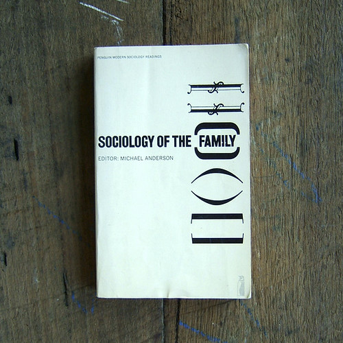 Sociology of the Family / Richard Weston