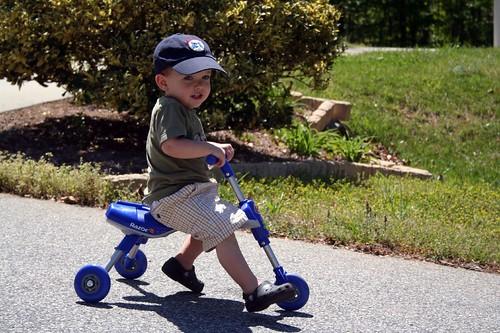oliver scooter