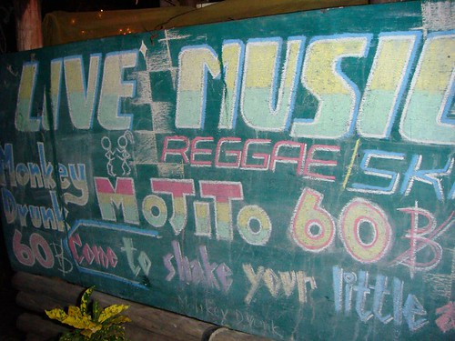 The Roots Reggae Bar, Chiang Mai