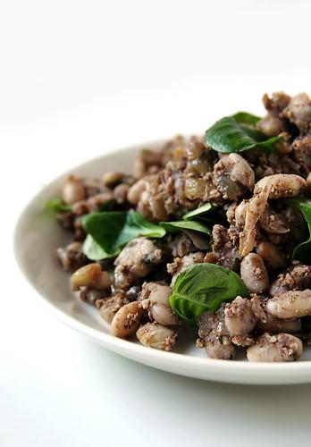Bean & Pecan Salad