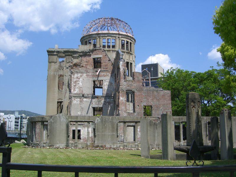 Il Genbaku-Dome di Hiroshima