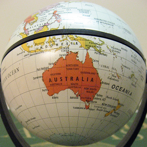 Australia + Oceania