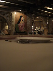 Hussain Painting At Khyber - by Swami Stream