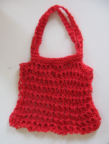 Saturday Market Bag from Magknits