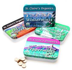 St. Claire's Mints