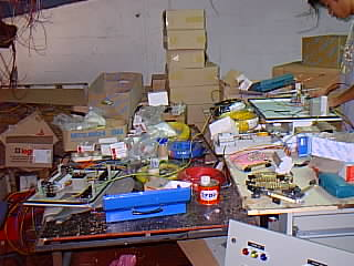 003f - messy work table