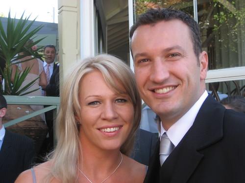 Jo and Gareth