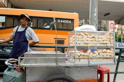 BangkokFood - some fried bread
