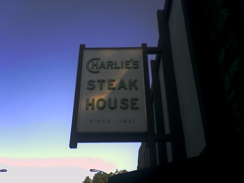 Charlie's Steak House